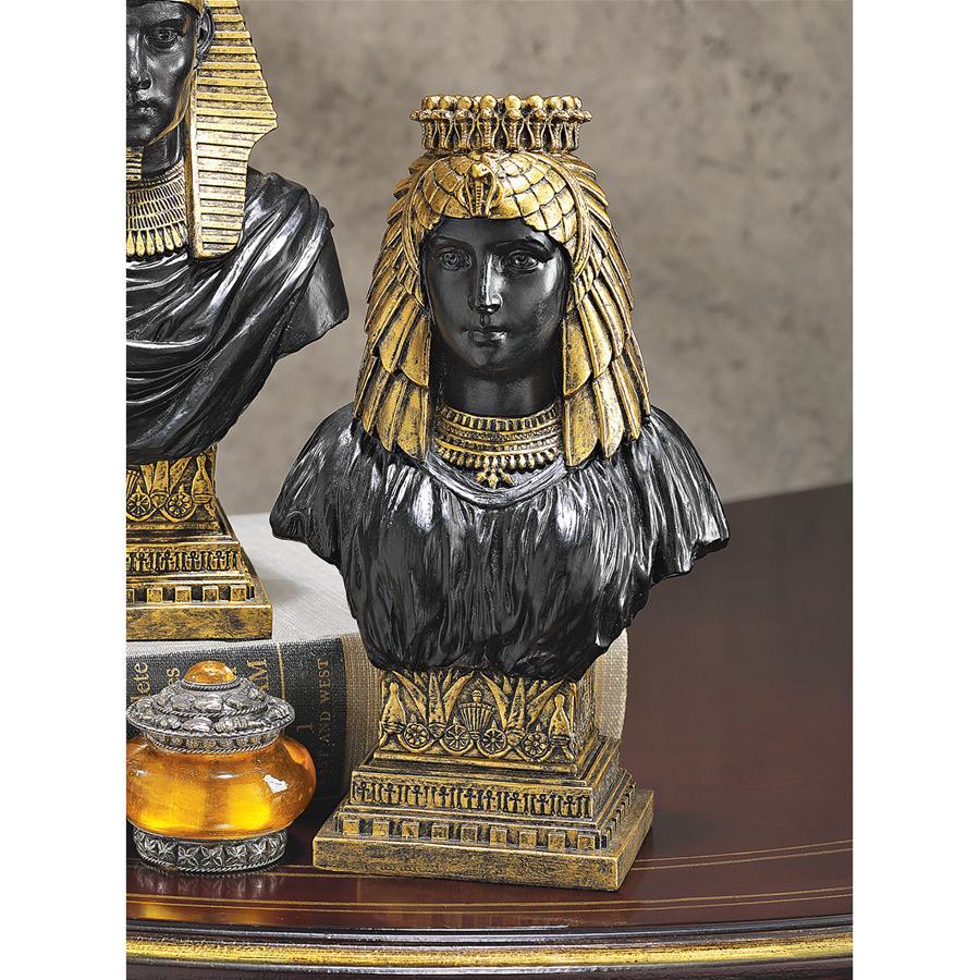 thumbnail 2 - Design Toscano Egyptian Queen Nefertari Bust