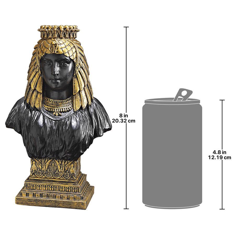 thumbnail 3 - Design Toscano Egyptian Queen Nefertari Bust
